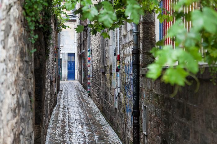 Besançon La Boucle: Rue de la Raye