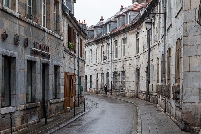 Besançon La Boucle: Rue de Pontarlier