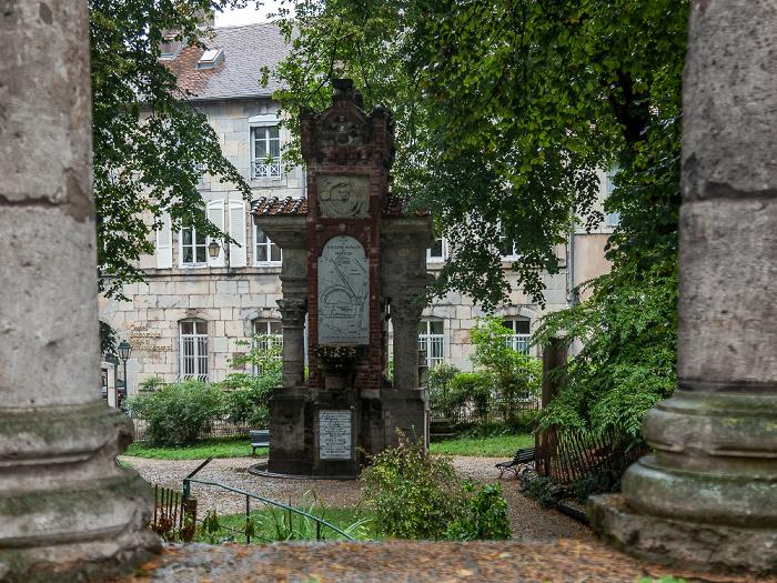 Besançon La Boucle: Square Castan