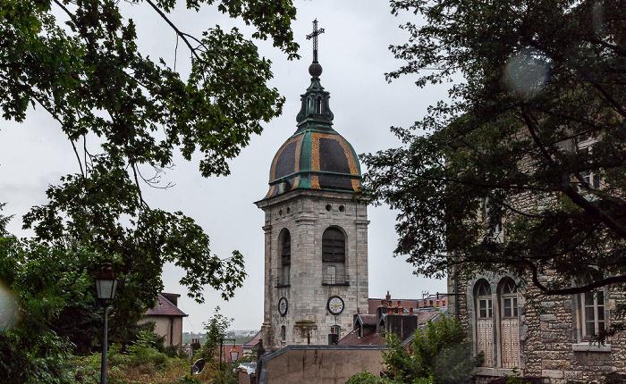 La Boucle: Cathédrale Saint-Jean de Besançon