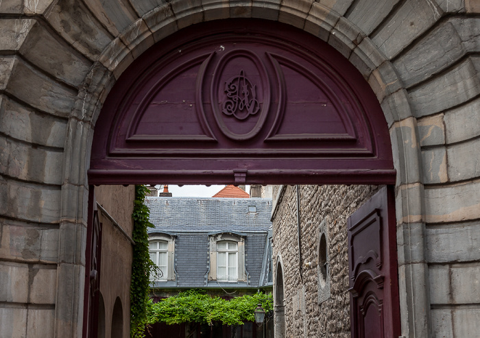 Besançon La Boucle: Rue de la Vieille Monnaie