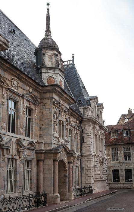 Besançon La Boucle: Cour d'appel
