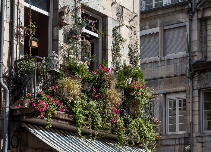 Besançon La Boucle: Rue des Granges