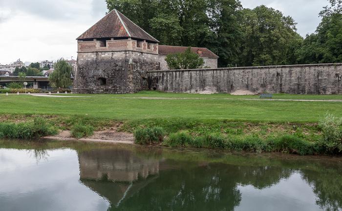 Besançon Doubs, Tour de Chamars