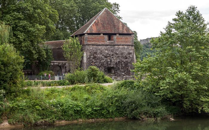 Besançon Doubs, Tour du Marais