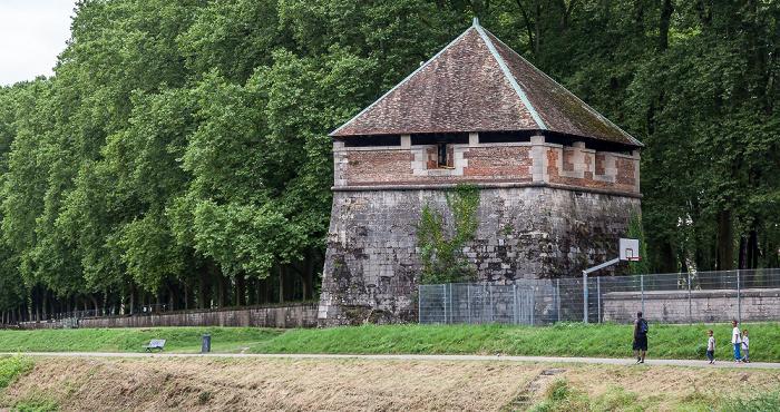 Besançon Tour du Marais