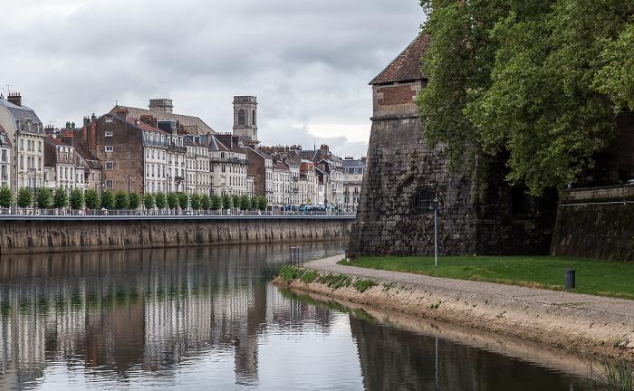 Besançon Doubs, Tour des Cordeliers Quai Veïl Picard