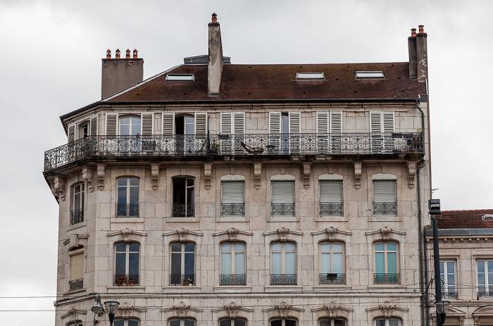 Besançon Quai Veïl Picard