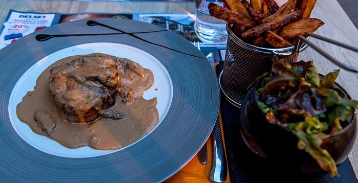 Besançon La Boucle (Centre historique): Restaurant La Fabrique