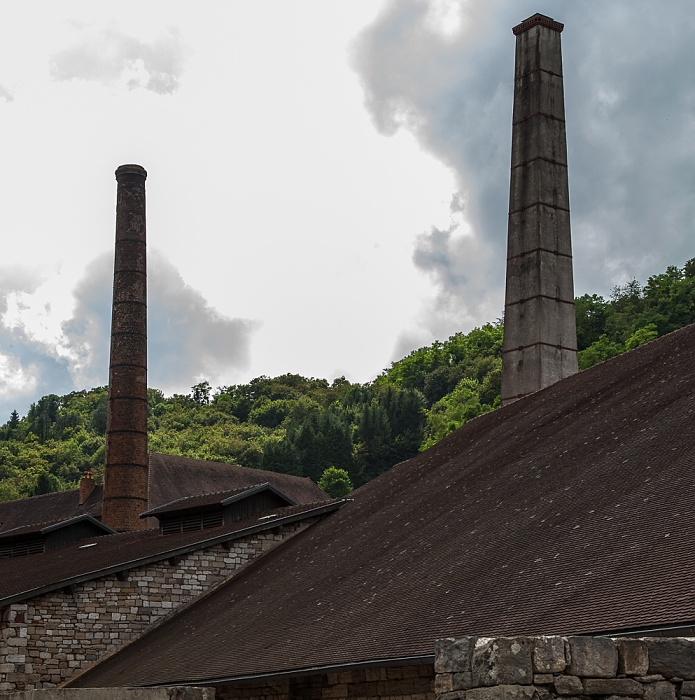 Salines de Salins-les-Bains