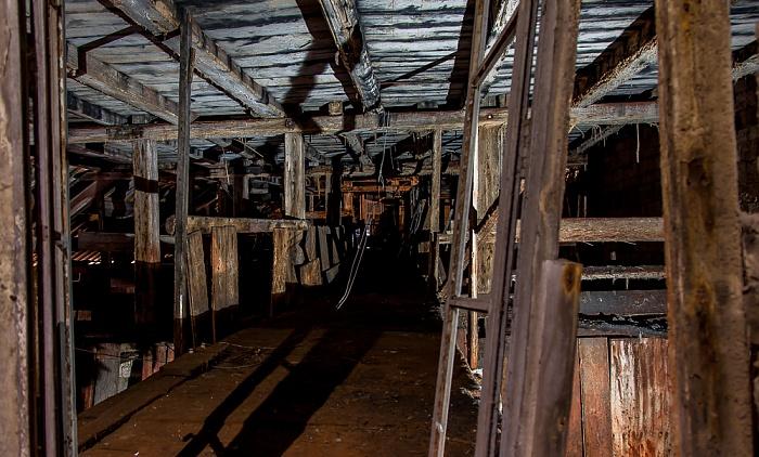 Salines de Salins-les-Bains: Salzlager