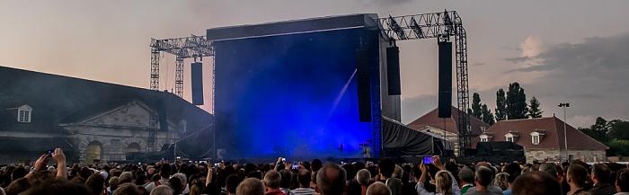 Saline Royale d'Arc-et-Senans (Königliche Saline): David Gilmour Arc-et-Senans 5 A.M.
