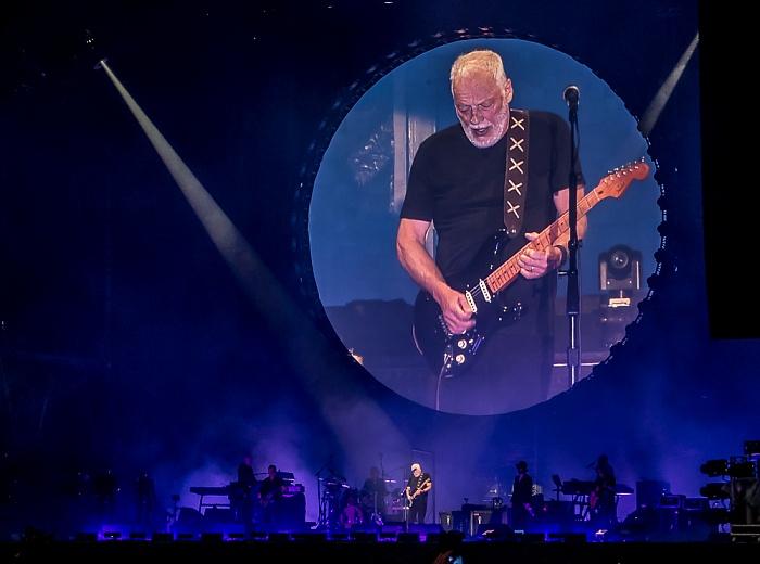 Saline Royale d'Arc-et-Senans (Königliche Saline): David Gilmour Arc-et-Senans David Gilmour