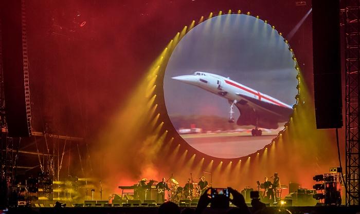 Saline Royale d'Arc-et-Senans (Königliche Saline): David Gilmour Arc-et-Senans Money