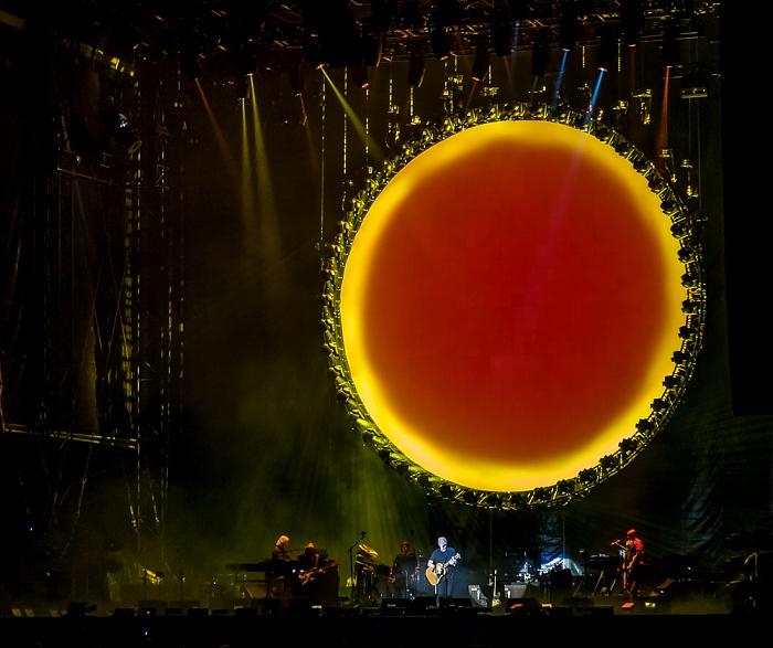 Saline Royale d'Arc-et-Senans (Königliche Saline): David Gilmour Arc-et-Senans Fat Old Sun