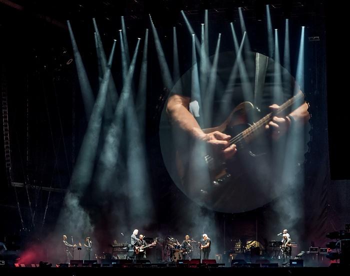 Saline Royale d'Arc-et-Senans (Königliche Saline): David Gilmour Arc-et-Senans Today