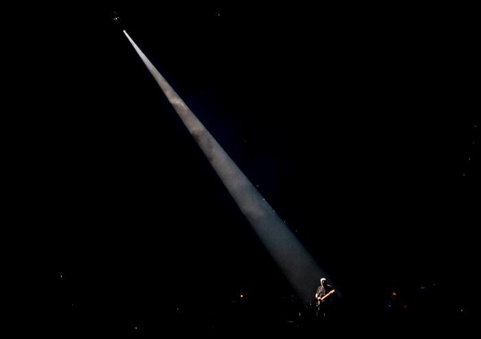 Saline Royale d'Arc-et-Senans (Königliche Saline): David Gilmour Arc-et-Senans Sorrow