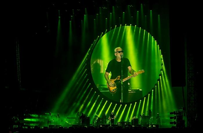 Saline Royale d'Arc-et-Senans (Königliche Saline): David Gilmour Arc-et-Senans