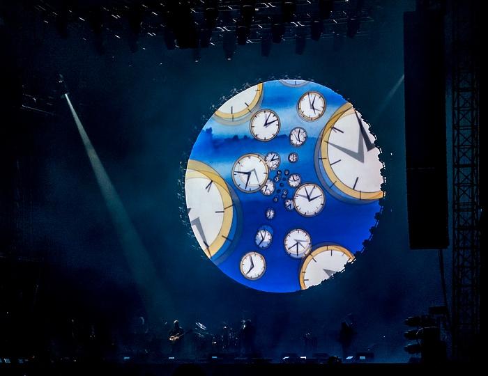 Saline Royale d'Arc-et-Senans (Königliche Saline): David Gilmour Arc-et-Senans Time / Breathe (Reprise)