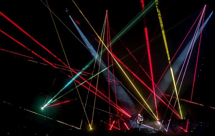 Saline Royale d'Arc-et-Senans (Königlche Saline): David Gilmour