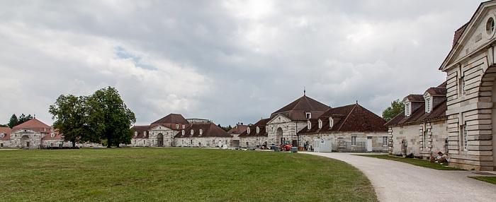 Saline Royale d'Arc-et-Senans (Königliche Saline)