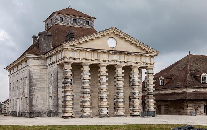 Saline Royale d'Arc-et-Senans (Königliche Saline): Haus der Direktoren