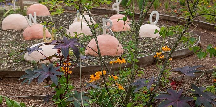 Saline Royale d'Arc-et-Senans (Königliche Saline): Gärten