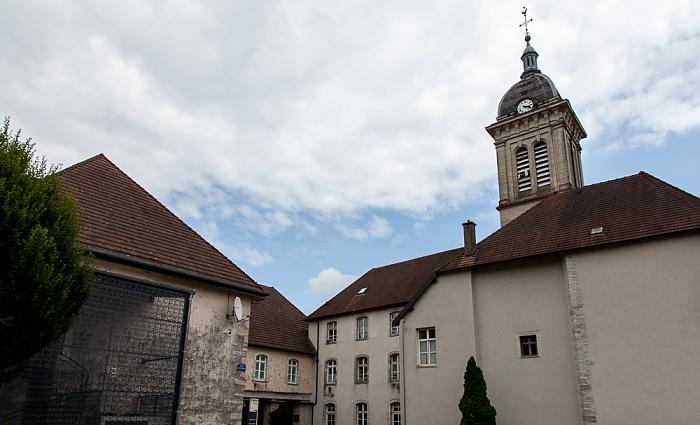 Quingey Église Saint-Martin