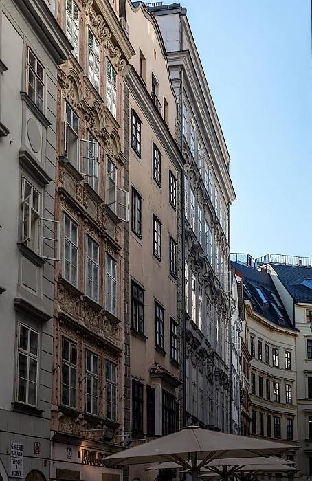 Innere Stadt: Naglergasse Wien