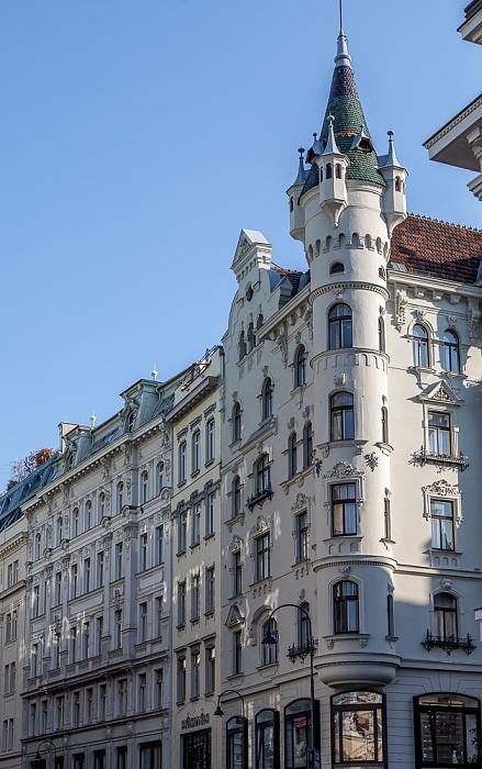 Innere Stadt: Bognergasse / Irisgasse Wien