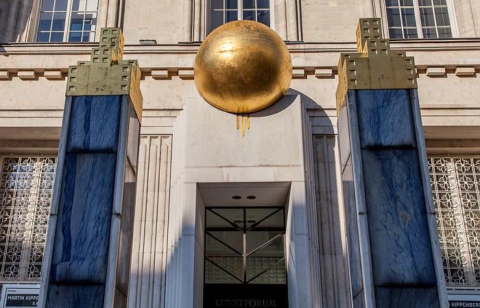Innere Stadt: Freyung - Bank Austria Kunstforum Wien Wien