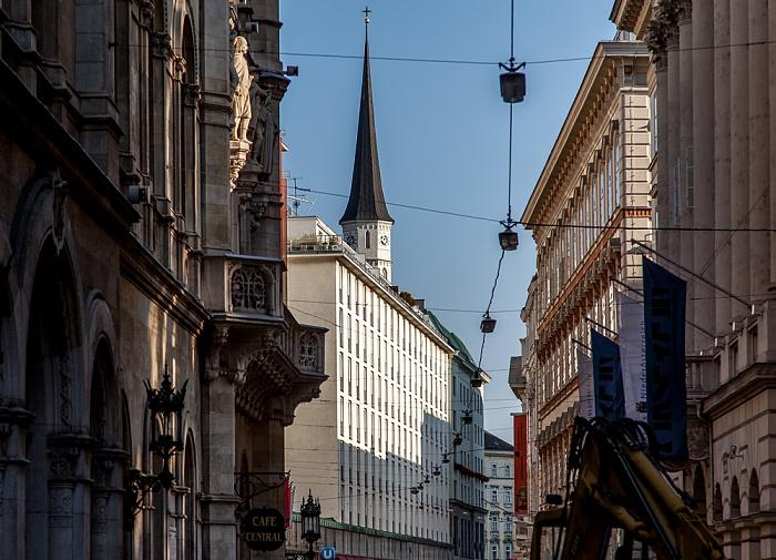 Innere Stadt: Herrengasse Wien