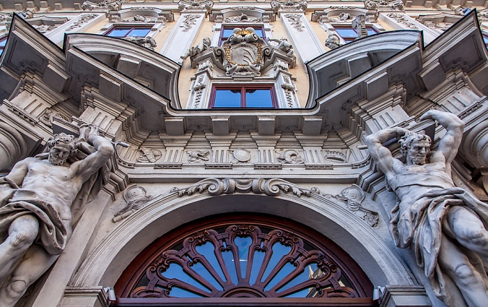 Innere Stadt: Freyung - Palais Daun-Kinsky Wien