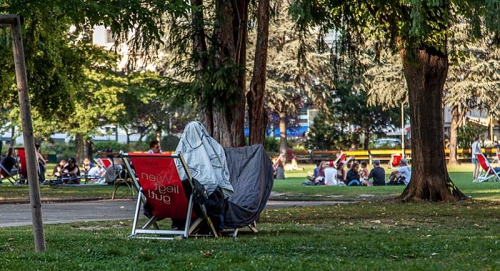 Wien Alsergrund (IX. Bezirk): Sigmund-Freud-Park
