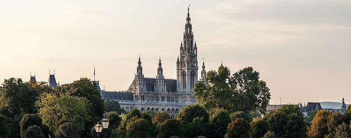 Innere Stadt: Wiener Rathaus