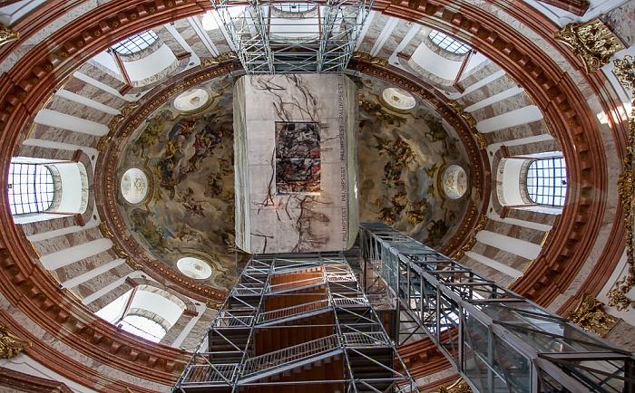 Karlskirche Wien 2016