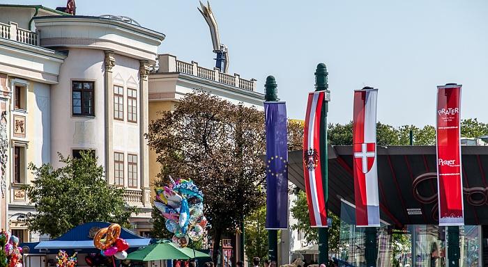 Wiener Prater (Wurstelprater) Wien
