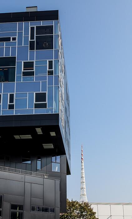 Wien Leopoldstadt (II. Bezirk): Campus WU - Executive Academy (EA) Messeturm