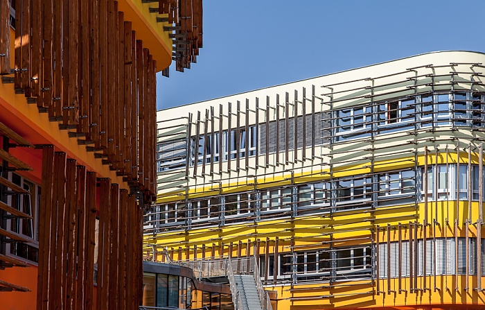 Wien Leopoldstadt (II. Bezirk): Campus WU - Department 3 und Administration (D3 & AD)