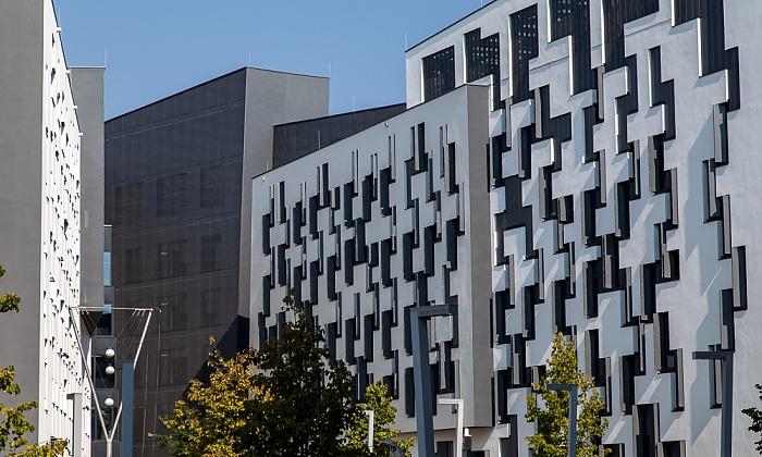 Wien Leopoldstadt (II. Bezirk): Campus WU - Departement 4 (D4)