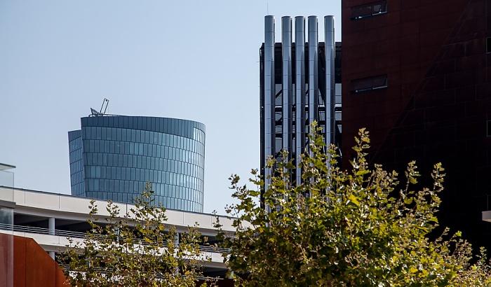 Wien Leopoldstadt (II. Bezirk): Campus WU Hoch Zwei Viertel Zwei