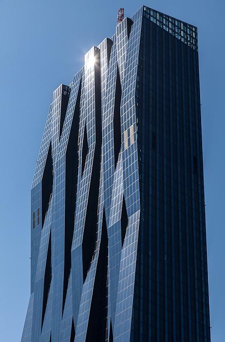 Wien Donaustadt (XXII. Bezirk): Donau City - DC Tower 1