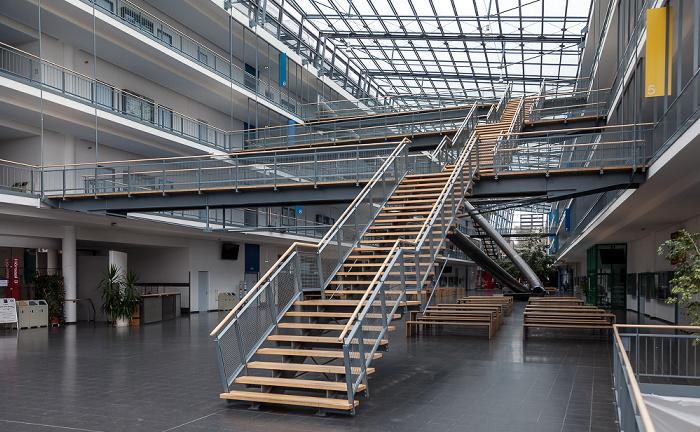 Garching Forschungszentrum (Technische Universität München): Fakultät für Mathematik und Informatik