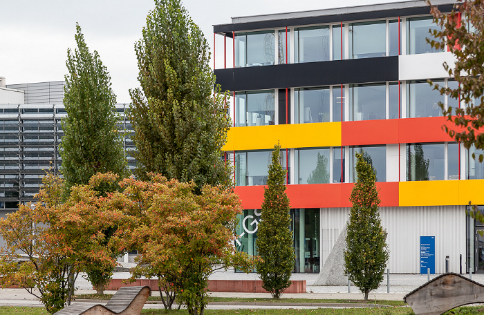 Garching Forschungszentrum (Technische Universität München): TUM Graduate School