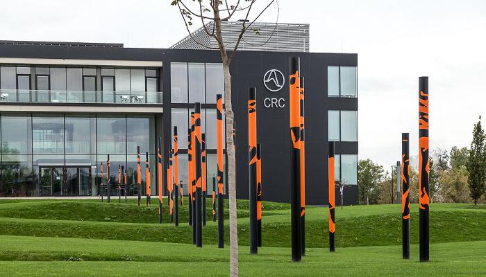 Garching Forschungszentrum: General Electric Global Research Center