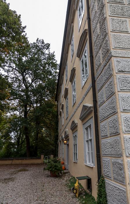 Hallbergmoos Wasserschloss Erching