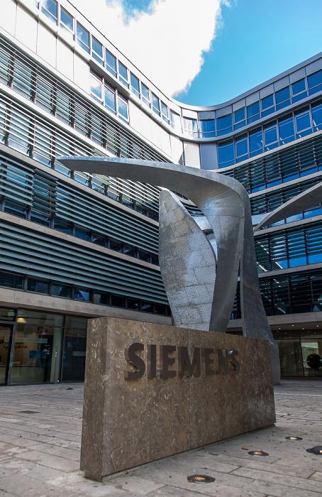 München Maxvorstadt: Siemens-Zentrale