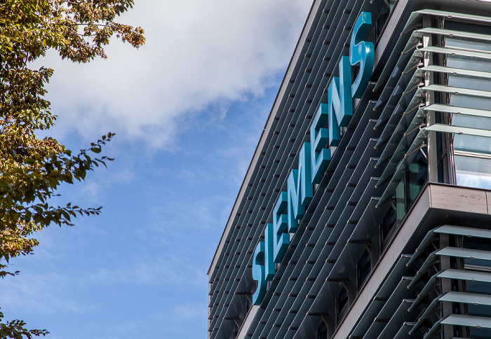 München Siemens-Zentrale