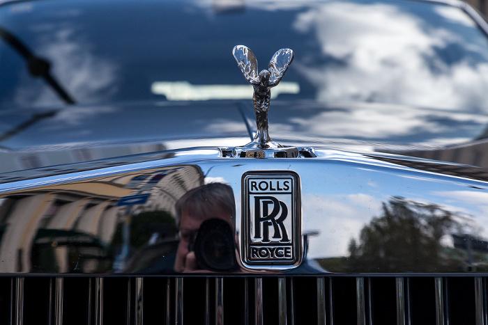 München Altstadt / Maxvorstadt: Brienner Straße - Rolls Royce