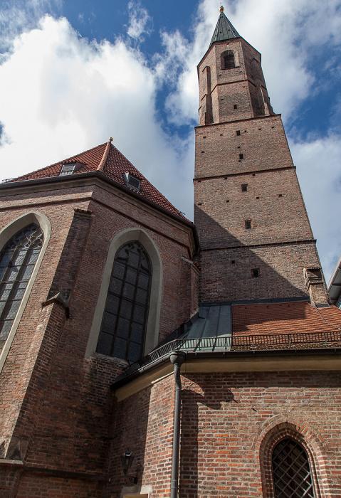 Altstadt: St. Salvator München
